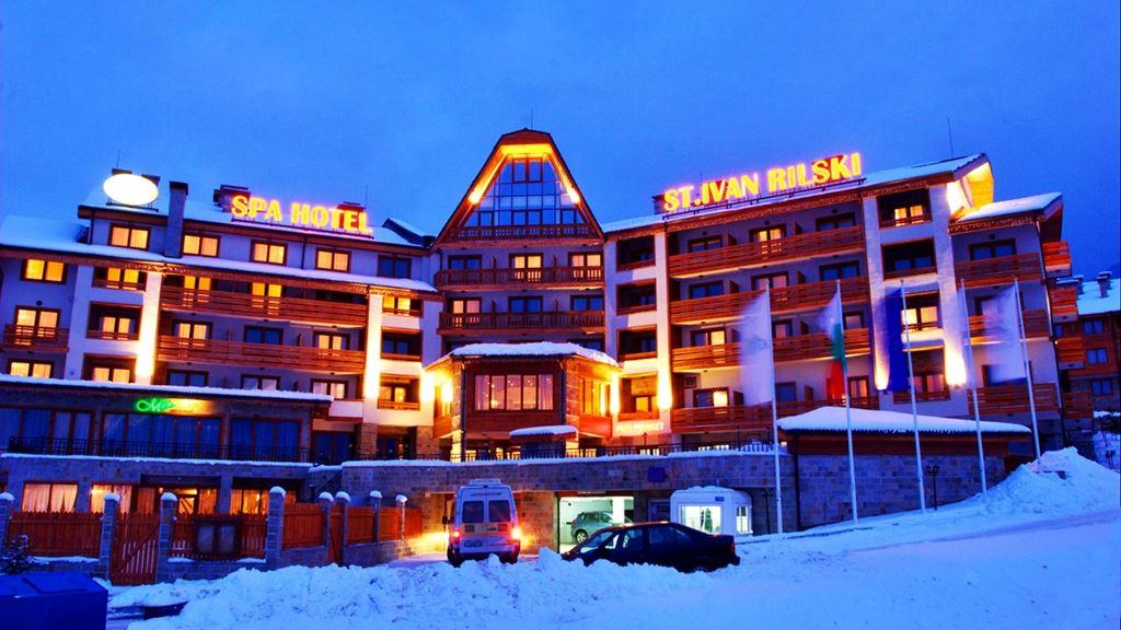 Хотел Свети Иван Рилски в Банско