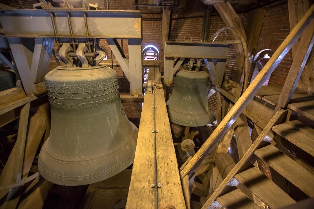 Камбана на манастир в Арбанаси